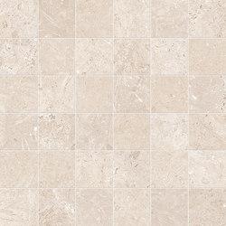 Milestone White Mosaico | Ceramic mosaics | EMILGROUP