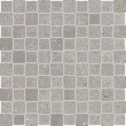 Milestone Grey Mosaico Tip Tap | Mosaics | EMILGROUP