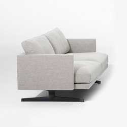 Steeve 2 seater sofa | Sofás lounge | Arper