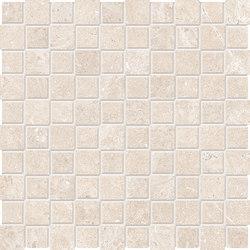 Milestone White Mosaico Tip Tap | Ceramic mosaics | EMILGROUP