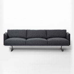 Steeve 3 seater sofa | Lounge sofas | Arper