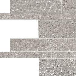 Milestone Grey Listelli sfalsati | Außenfliesen | EMILGROUP