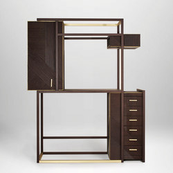 Hampton Cabinet | Einzelschränke | Rossato