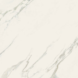 Ava - Extraordinary Size - I Marmi - Calacatta | Ceramic tiles | La Fabbrica