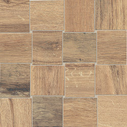 Millelegni Intarsio Scottish Oak | Mosaïques | EMILGROUP