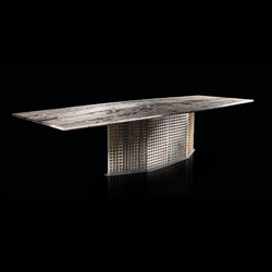 S-Penny Table | Dining tables | HENGE