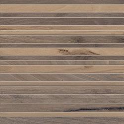 Millelegni Listelli Noce Selvatico | Tiles | EMILGROUP
