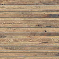 Millelegni Listelli Scottish Oak | Ceramic tiles | EMILGROUP