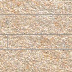 La Fabbrica - I Quarzi - Muretto Madera | Mosaïques céramique | La Fabbrica