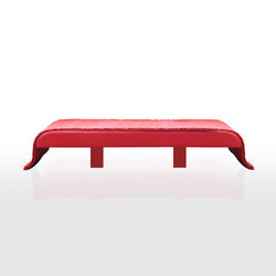 Tappeto Volante Bench | Waiting area benches | Rossato