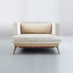 Victoria Armchair | Lounge chairs | Rossato