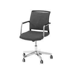 Prio 570/10 S-VP | Sedie girevoli da lavoro | Stechert Stahlrohrmöbel
