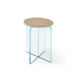 Opalina Stool | Small table | Mesas auxiliares | Tonelli
