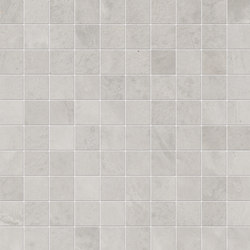 Architect Resin Mosaico Berlin Grey | Ceramic mosaics | EMILGROUP