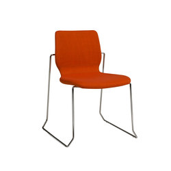 Asanda Seminar Chair | Visitors chairs / Side chairs | Koleksiyon Furniture
