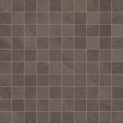 Architect Resin Mosaico Miami Brown | Mosaici | EMILGROUP