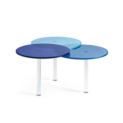 Lenses Cocktail table | Tables basses | Tonelli