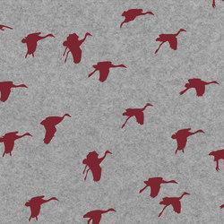Aquatic Crane   Fabrics   Kurage