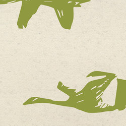 Aquatic Goose | Textilien | Kurage