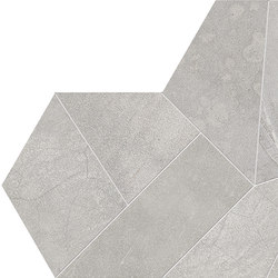 Architect Resin Design Berlin Grey | Ceramic mosaics | EMILGROUP