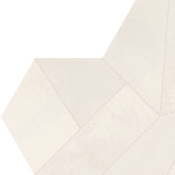 Architect Resin Design Copenhagen Ivory | Ceramic mosaics | EMILGROUP