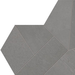 Architect Resin Design London Smoke | Mosaici ceramica | EMILGROUP