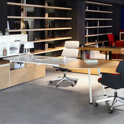 Atos | Systèmes de tables de bureau | Koleksiyon Furniture