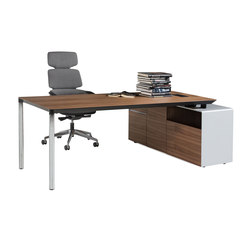 Calvino Operational Desk System | Bureaux individuels | Koleksiyon Furniture