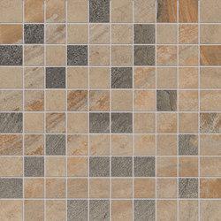 Cornerstone Slate Multicolor Mosaico | Mosaicos de cerámica | EMILGROUP