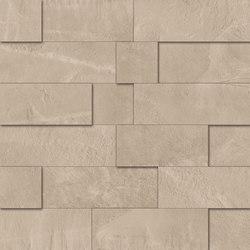 Cornerstone Rockface Mosaico 3D | Ceramic mosaics | EMILGROUP