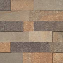 Cornerstone Multicolor Mosaico 3D | Ceramic mosaics | EMILGROUP