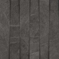 Cornerstone Slate Black Modulo | Carrelage mural | EMILGROUP