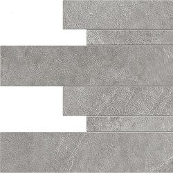 Cornerstone Slate Grey Listelli sfalsati | Baldosas de cerámica | EMILGROUP