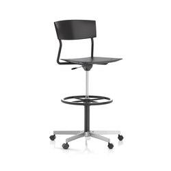 PureX | Counter stools | Randers+Radius