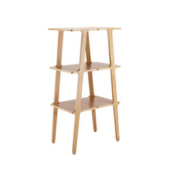 Libri shelf | Scaffali | Swedese