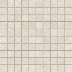 Limestone White Mosaico | Mosaïques | EMILGROUP