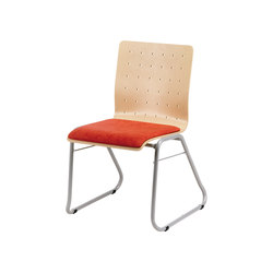 Gestell K | Schale 1014 | Besucherstühle | Stechert Stahlrohrmöbel