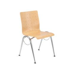 Gestell KF | Schale 1014 | Besucherstühle | Stechert Stahlrohrmöbel