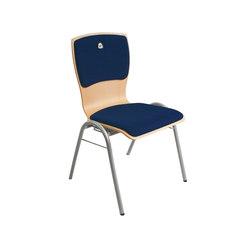 Gestell P | Schale 1029 | Besucherstühle | Stechert Stahlrohrmöbel