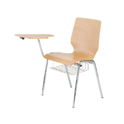 Gestell ST | Schale 1002 | Multipurpose chairs | Stechert Stahlrohrmöbel