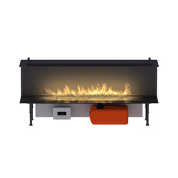Fire Line Automatic XT in casing C | Ventless ethanol fires | Planika