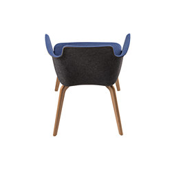 Tono | Visitors chairs / Side chairs | Randers+Radius