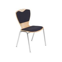 Gestell ST | Schale 1011 | Besucherstühle | Stechert Stahlrohrmöbel