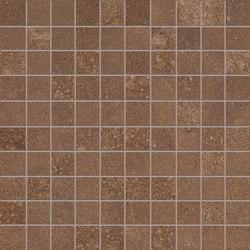 Dust Mosaico Rust | Ceramic mosaics | EMILGROUP