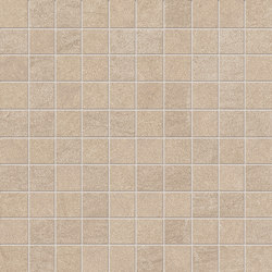 Dust Mosaico Sand | Ceramic mosaics | EMILGROUP