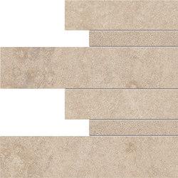 Dust Listelli Sfalsati Sand | Tiles | EMILGROUP