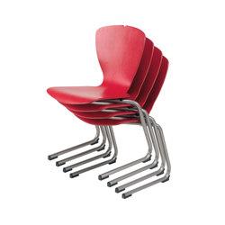 Gestell C | Schale 1011 | Besucherstühle | Stechert Stahlrohrmöbel