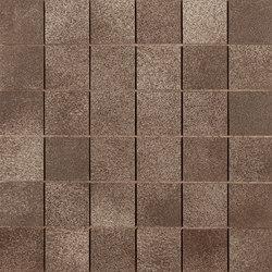 La Fabbrica - Fusion - Mosaico Bronze | Ceramic mosaics | La Fabbrica
