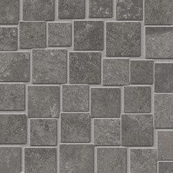 Groove Mystique Black Mosaico Penta | Ceramic mosaics | EMILGROUP