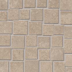 Groove Nude Beige Mosaico Penta | Keramik Mosaike | EMILGROUP